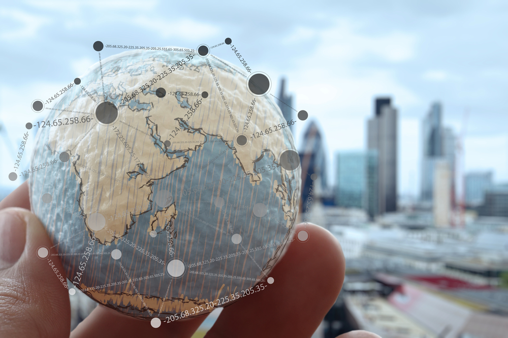 Internet Map - O Fenômeno Internet