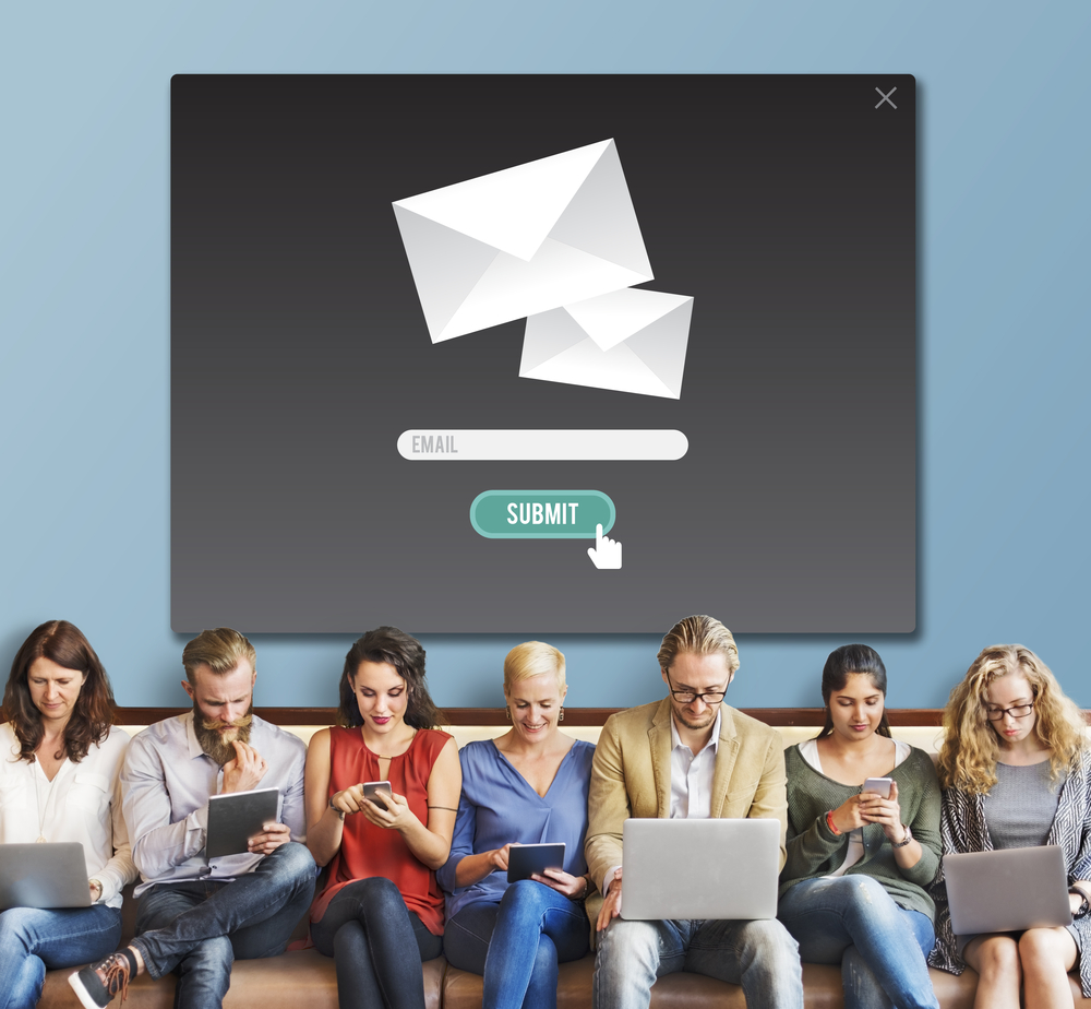 Envie e-mail marketing