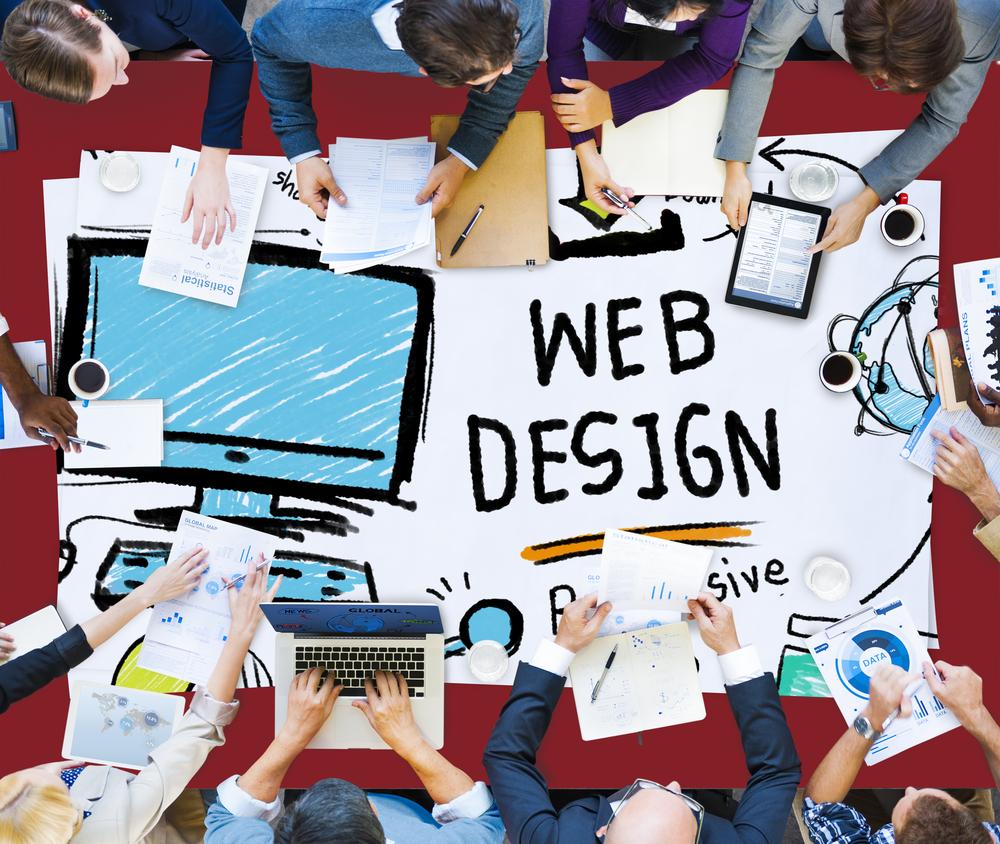 8 tipos de design de sites