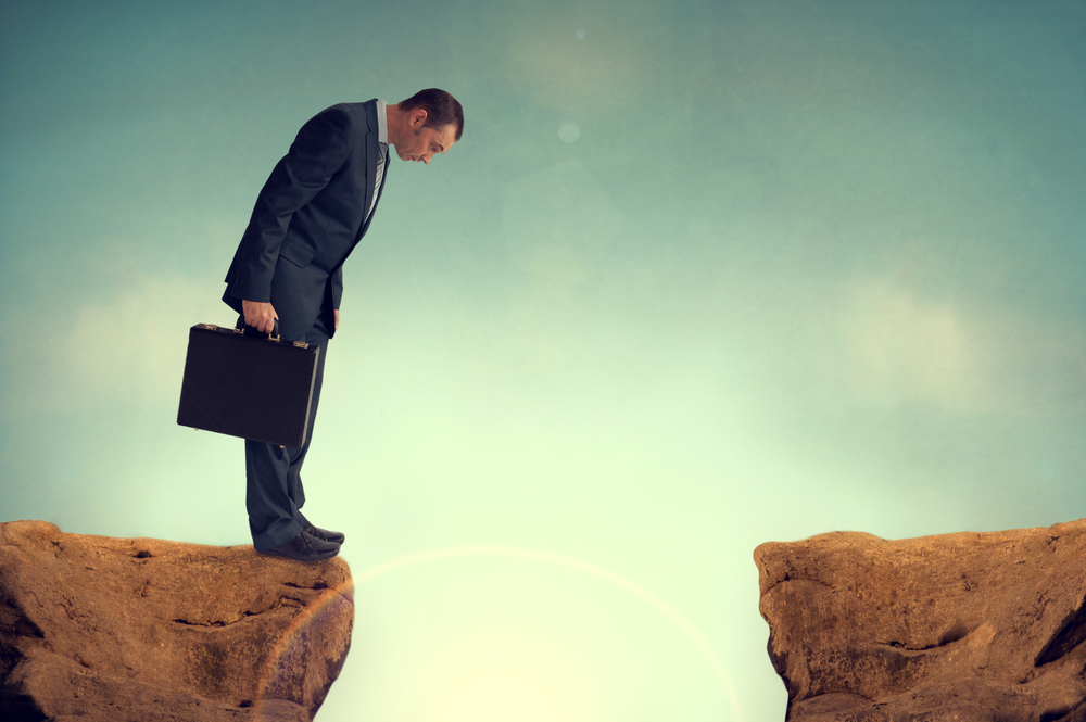 Empreendedor de sucesso corre riscos