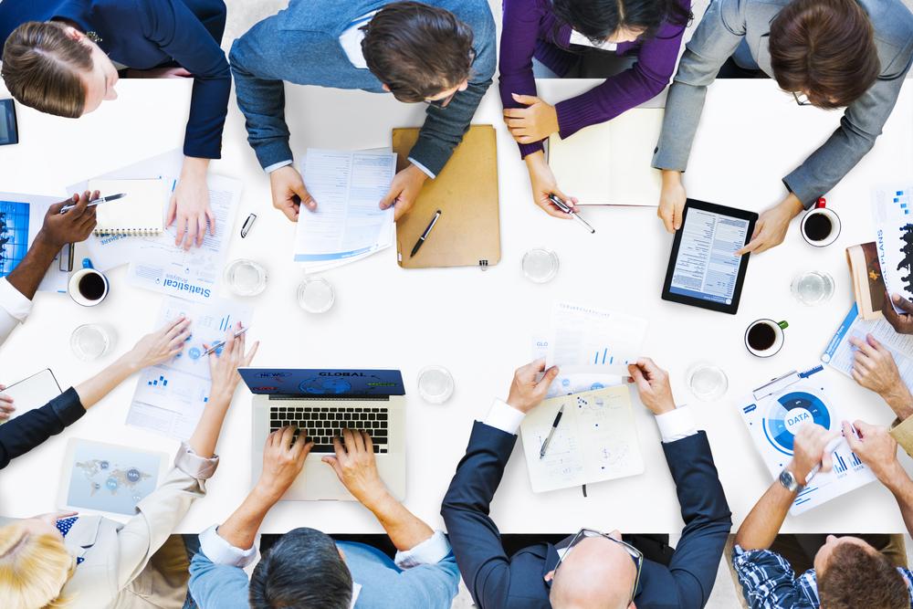 Empreendedor digital com negócio rentável