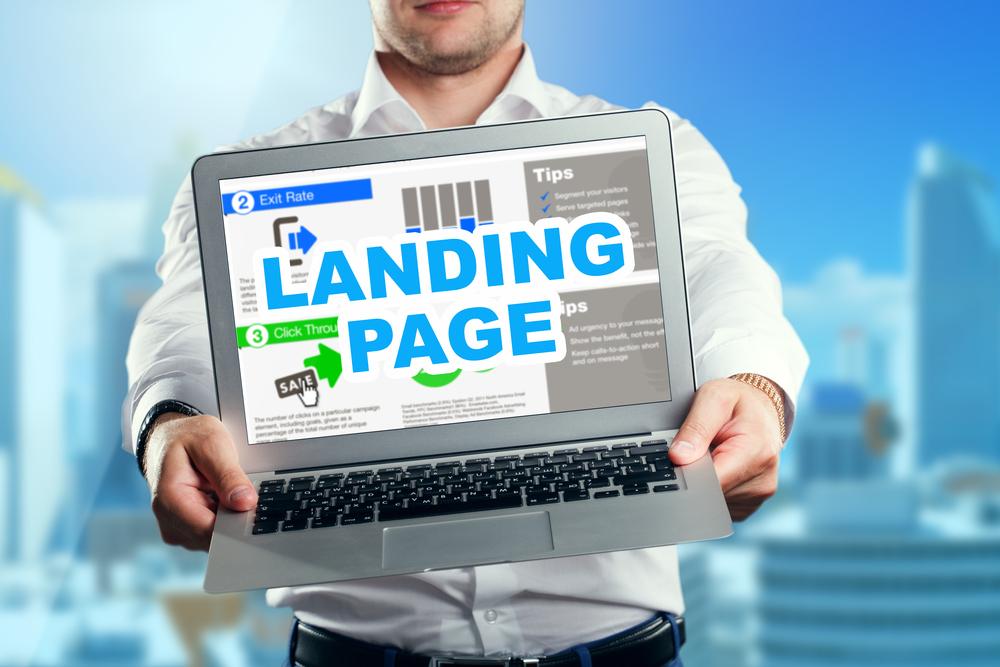 Promover infoproduto atravé de landing page