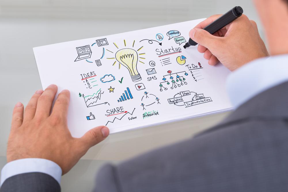 Plano de negócios nos mitos sobre empreendedorismo