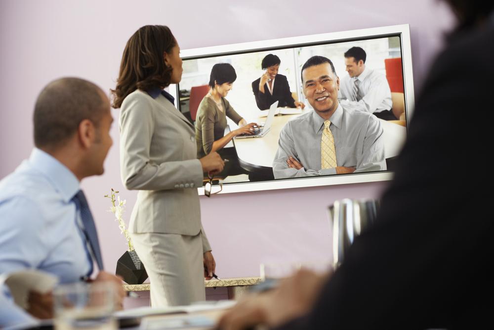 Ferramentas para comunicação interna é a Videoconferência