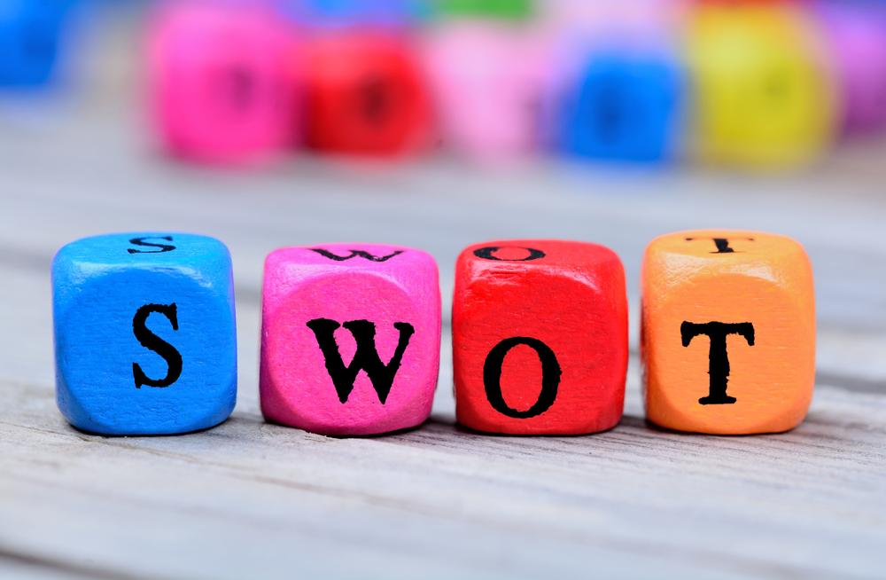 Análise SWOT também está entre as ferramentas gestão