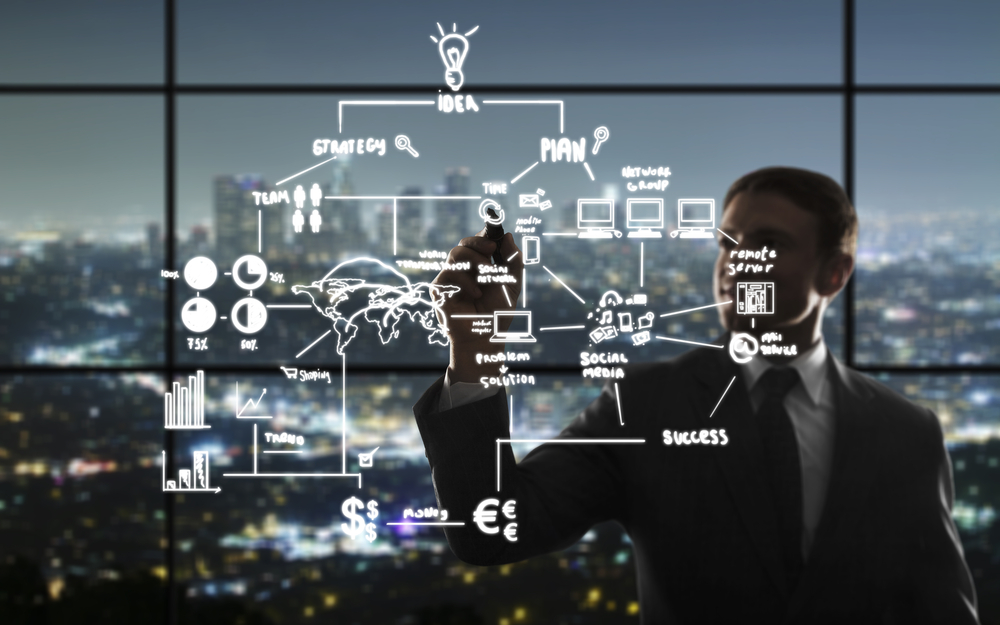 Desenvolva um modelo de negócios