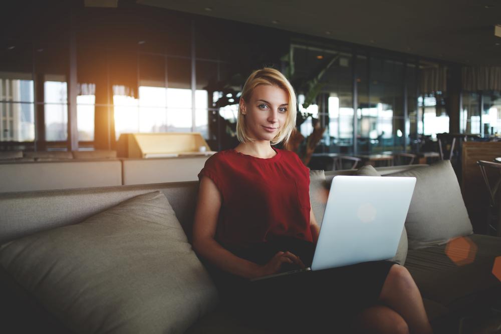 Inicie um negócio online